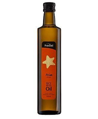 Asian Rice Bran Oil