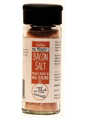 Ma Prenzel's Bacon Infused Salt