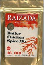 Raizada Butter Chicken Spice Mix